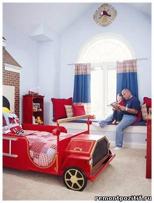 идеи дизайна комнаты для мальчика