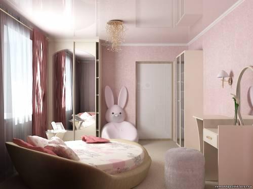Комната для подростка - девочки