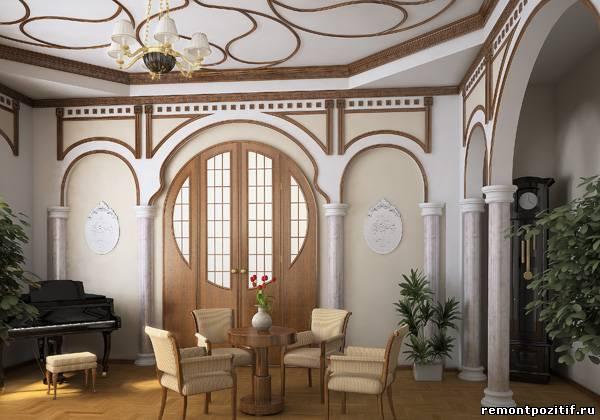 Архитектура и дизайн домов