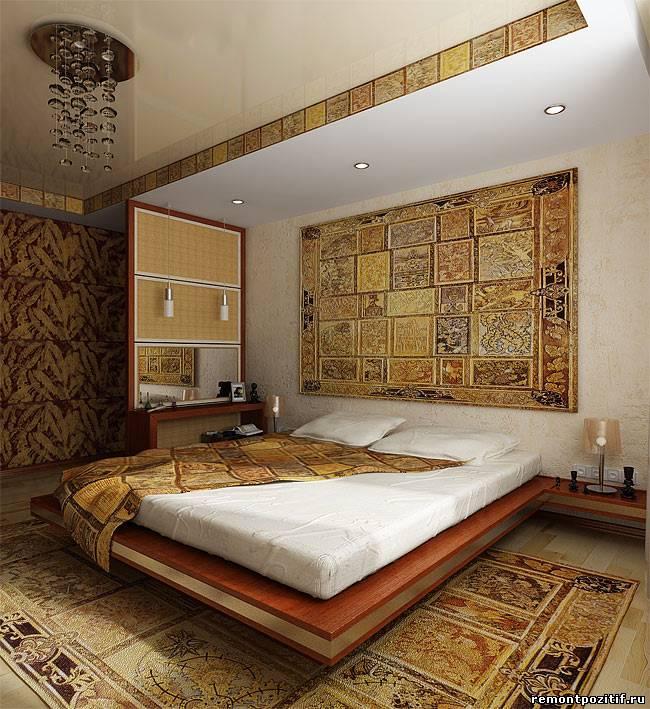 Дизайн спальни. Фотографии и 3D дизайны. Фото Галерея интерьеров