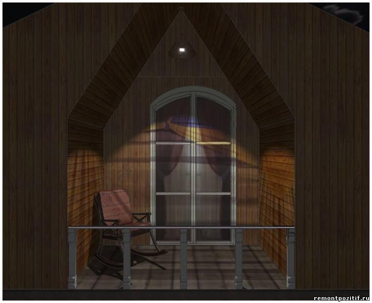 Угол у окна дизайн