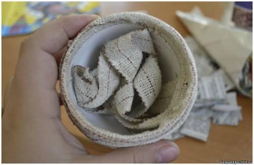 Украшения для бумажной елки своими руками