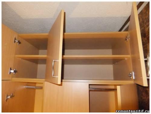 Встроенные шкафы в прихожей своими руками фото