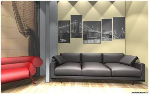 Дизайн в квартире п 44