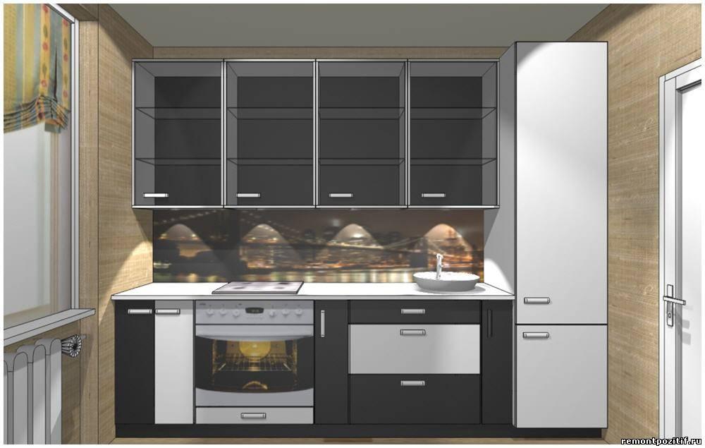 Дизайн небольшой кухни 8 10 кв м