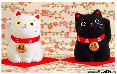 талисманы кошки