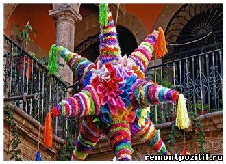Как праздновали новый год в мексике