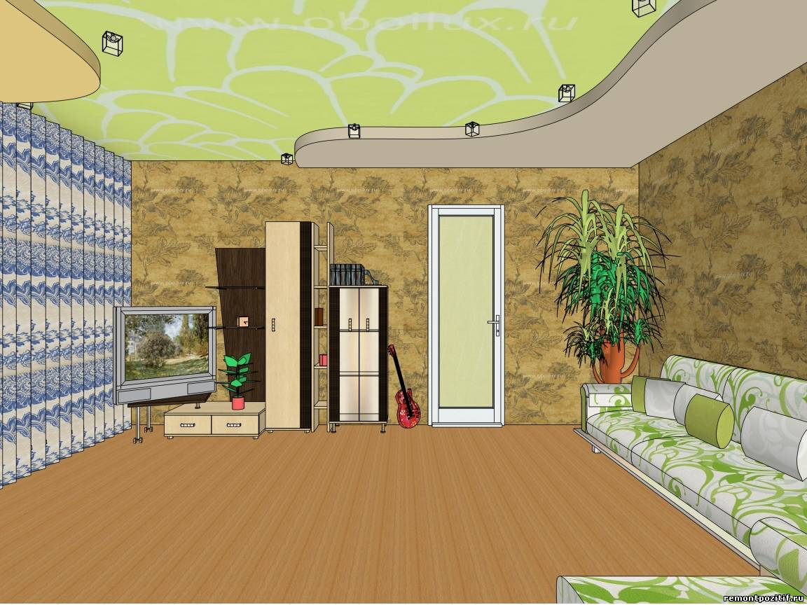 12 кв м дизайн проект гостиной 12 кв м