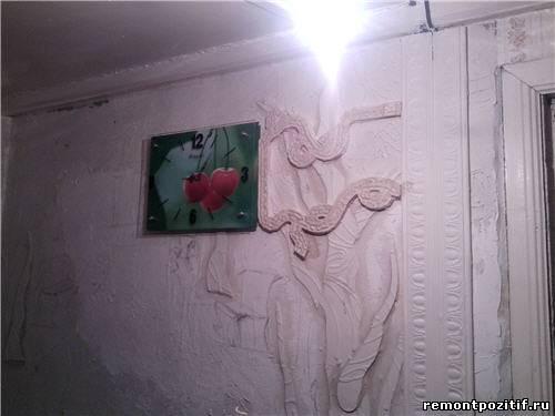 Сакура своими руками на стене